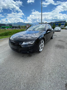 Audi A7 3.0 BITURBO TDI EXCLUSIVE