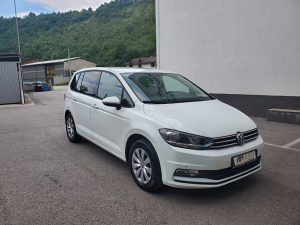 Volkswagen Touran 2.0 TDI 110 KW, 2016 , DSG, UVOZ
