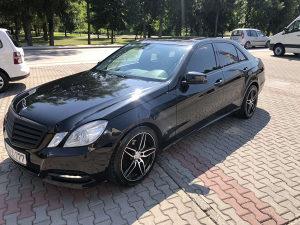 Mercedes-Benz E220 CDI Avantgarde