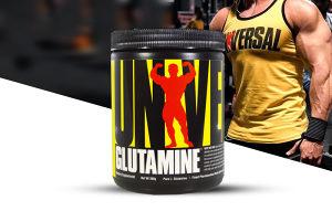 Universal Nutrition Glutamine / Glutamin