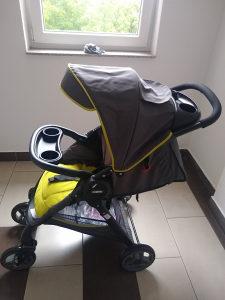Dječija kolica Graco sa autosjedalicom (jaje)