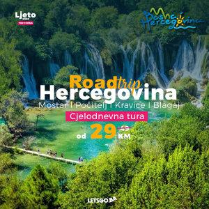 Hercegovina Trip - Mostar - Počitelj - Blagaj - Kravice