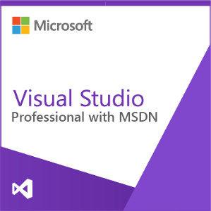 Microsoft Visual Studio Pro w/ MSDN