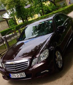 Mercedes E 350 / E350 CDI / AMG / blueEFFINCIENCY ..