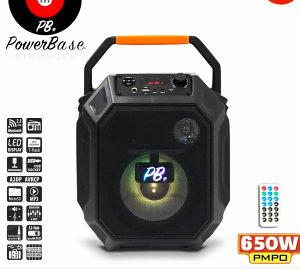 Bluetooth zvučnik PowerBase PB/PS 0307