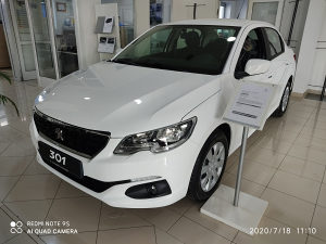 PEUGEOT 301 ACTIVE 1.5 BLUE HDI 102 KS