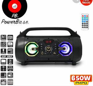 Bluetooth zvučnik PowerBase PB/PS 0201
