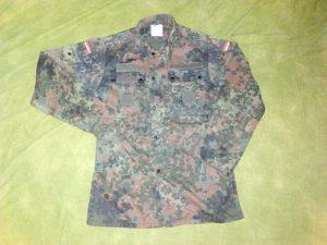 Flecktarn košulja Bundeswehr M/L vel