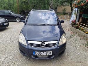 Opel Zafira 2008.g benzin - plin 7 sjedista,Top stanje