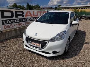 Peugeot 208 1.4hdi 2012gp *KLIMA*REGISTROVAN