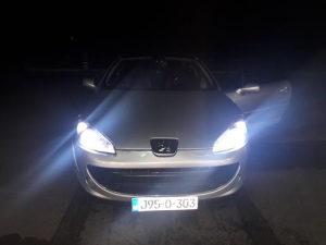 Peugeot 407 Coupe Moze Zamjena