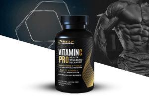 Self Vitamin C Pro 1000mg NAC Vitamin D
