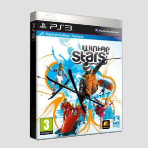 Originalna korištena Winter stars igrica PS3