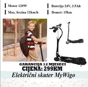 Električni skuter/romobil MyWigo