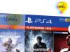 Sony Playstation PS4 1TB ➕ Gratis 3  Originalne Igrice