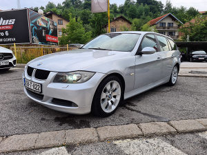 BMW 320d AUTOMAT*ZEDER*ECC*XENON*ALU*PDC*