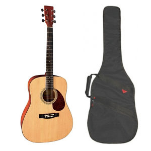 GEWA VGS D1-NT Akusticna gitara sa torbom