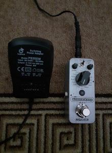 Loop ritam masina za gitaru sa adapterom MOZE I ZAMJENA