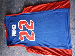 Dres Tayshaun Prince Detroit Pistons 22