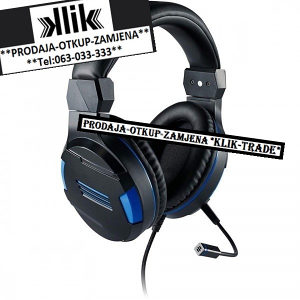 Gaming Slušalice 3.5 mm Headphones/HeadSet/Stereo/3.5mm