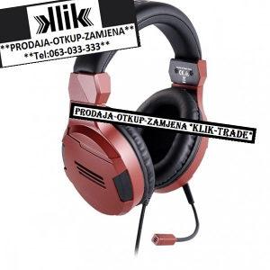 Gaming Slušalice 3.5 mm Headphones/HeadSet/Stereo/3.5mm