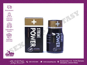 Poppers Xtreme power 10ml   SEX SHOP FANTASY