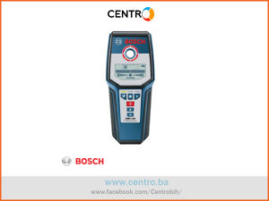 BOSCH detektor metala i drveta GMS 120 Professional