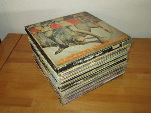 Lot od 60 LP - povoljno