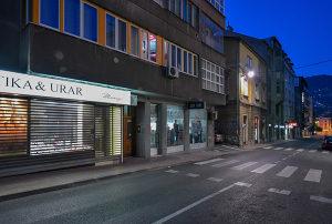 Centar Sarajevo - Dvosoban - Iznajmljivanje