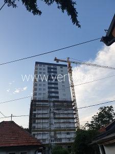 Trosoban stan, 56 m2, Slatina, Tuzla-NOVOGRADNJA