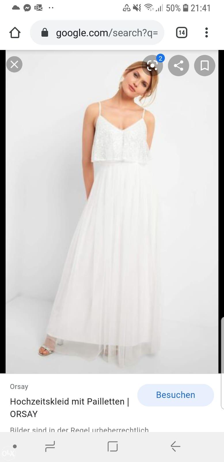 Orsay vjencanice velicina 20 i 20 - Odjeća i obuća - Vjenčanice