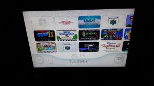 Nintendo wii Čipovan(ubaceno oko 30 igri)bez opreme