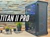MS Titan II Pro RGB Gaming kuciste