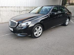 Mercedes E 220 CDI 170KS 2015 7G AUTOMATIK W212 E220