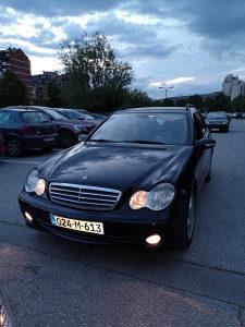 Mercedes-Benz W203, C 220 moguća zamjena