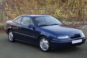 Opel Calibra 2.0 turbo