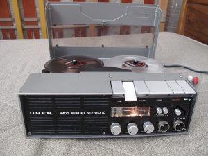 Magnetofon UHER 4400