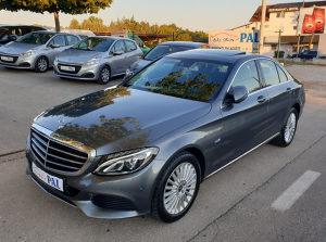 Mercedes-Benz C 200 2.2 9G-Tronic Exclusive BlueTEC