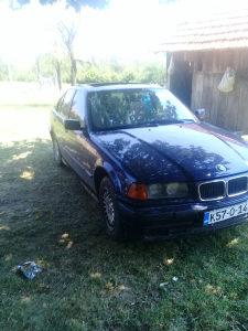 BMW e36 tek reg