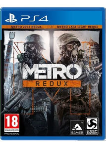 Metro Redux (PlayStation 4 - PS4) 2033 i Last Night