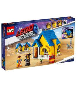 LEGO - Igračka movie Emetova kuća snova 70831