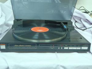 Fisher MT250 Linear stereo gramofon