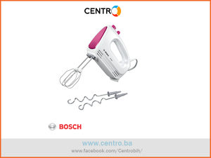 Bosch Mikser MFQ2210PS 375W