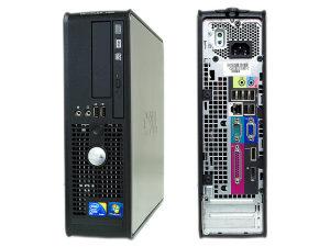 DELL 780 SFF Core2Duo E7600  4GB 250GB