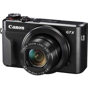 Fotoaparat CANON G7X II BK