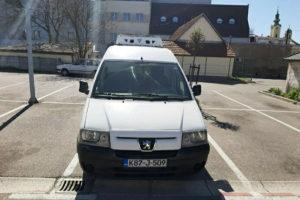 Peugeot Expert 2.0 HDI hladnjača