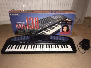 Casio Tone Bank MA-130 (RIJEDAK PRIMJERAK)