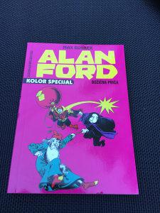 Alan Ford kolor specijal Bozicna prica 4 strip agent