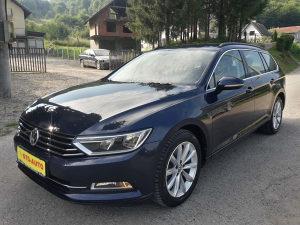 VW PASSAT 8 VIII 1.6 TDI DSG 2016 G.P