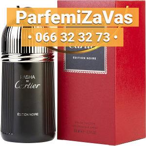 Cartier Pasha De Cartier Edition Noire 100ml Tester 100